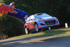 NEW HIGHLIGHTS FOR THE SPECTATORS AT THE ADAC RALLYE DEUTSCHLAND