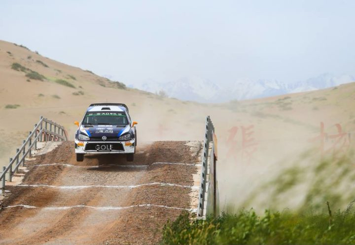 FAW-VW TEAM GAINED SECOND PLACE AT CRC ZHANGYE LEG