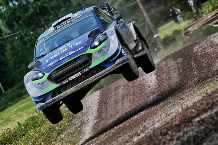 FIESTAS FACE EPIC FIGHT FOR FINLAND PODIUM