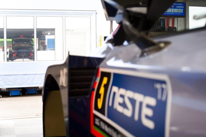 HYUNDAI MOTORSPORT SUFFERS CHALLENGING START TO RALLY FINLAND