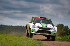 RALLY POLAND: ŠKODA MOTORSPORT'S TIDEMAND INCREASES WRC 2 LEAD DEBUT WIN FOR YOUNGSTER OLE CHRISTIAN VEIBY