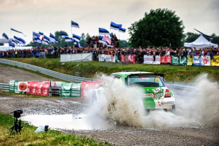 DOUBLE LEAD FOR ŠKODA IN WRC 2 O.C. VEIBY AHEAD OF PONTUS TIDEMAND