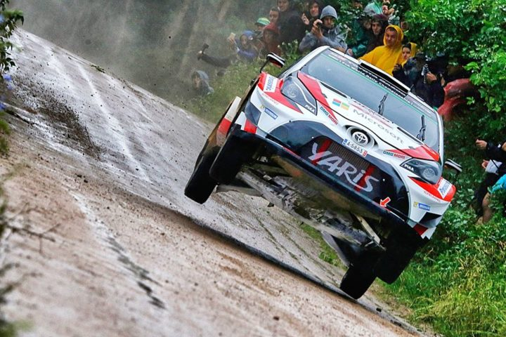 TOYOTA GAZOO RACING'S TRIO OF FINNS READY TO FLY AT HOME