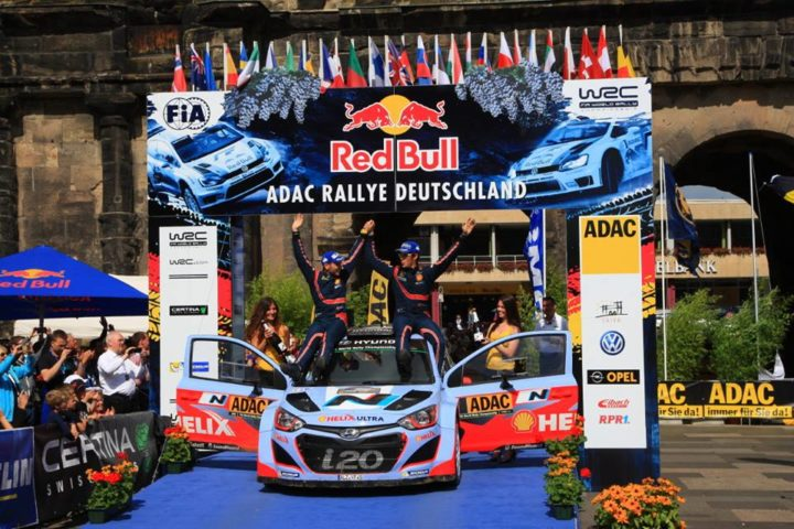 THE 2017 ADAC RALLYE DEUTSCHLAND MAGAZINE: NEW FEATURES, INFO AND BACKGROUND
