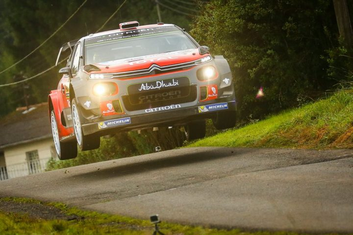 MIKKELSEN RUNNER-UP AT RALLYE DEUTSCHLAND