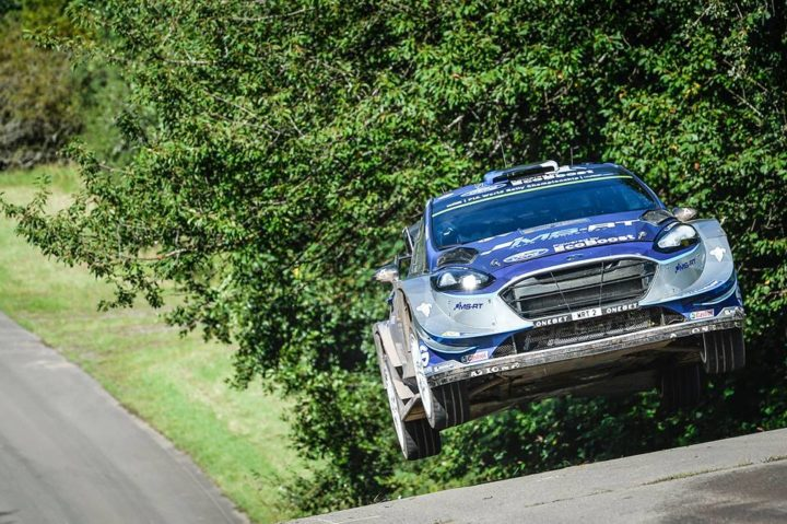 TÄNAK TAKES MOMENTOUS WIN FOR M-SPORT AT RALLYE DEUTSCHLAND