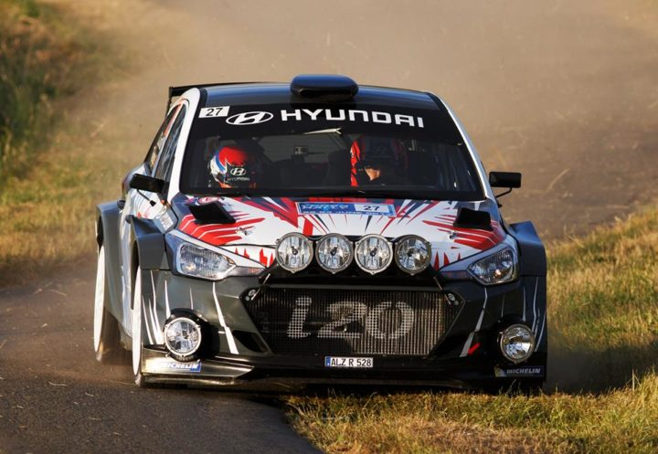 HYUNDAI MOTORSPORT REVEALS SEARCH FOR WRC TALENT OF THE FUTURE