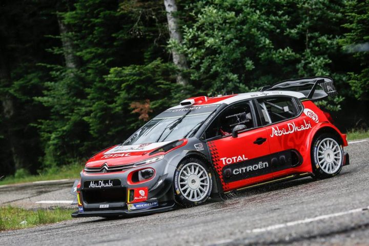 SÉBASTIEN LOEB TELLS ALL: EXCLUSIVE CHAT WITH RALLYE DEUTSCHLAND'S MOST SUCCESSFUL DRIVER