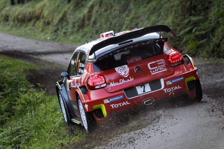 RETURN TO TARMAC FOR THE CITROËN C3 WRCs