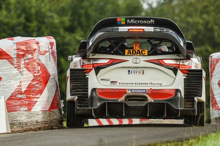 A STRONG FINISH FOR TOYOTA GAZOO RACING IN GERMANY