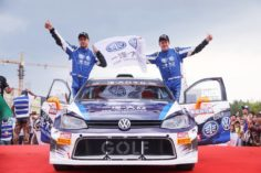 FAW-VW TEAM REGAINED THE CHAMPIONSHIP AT CRC DUOLUN LEG