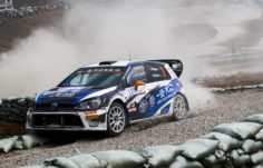 HIGGINS WIN SECOND RALLY IN CHINA
