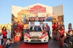 ERC GLADIATOR BOUFFIER WINS IN ROME BY 0.3s!