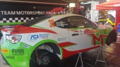 THE 5TH RALLY DI ROMA CAPITALE STARTS THE SPRINT TO THE LINE OF THE ITALIAN RALLY CHAMPIONSHIP