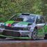 RAIN AND SUNSHINE AS RALLY POLAND GETS UNDERWAY
