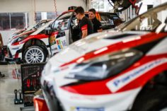 DUAL SURFACE CHALLENGE AHEAD FOR THE YARIS WRC IN SPAIN