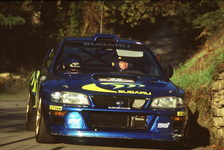 PIRELLI TO SPONSOR RALLY LEGEND IN SAN MARINO