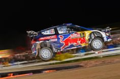 WRC LIGHTS UP NORTH WALES