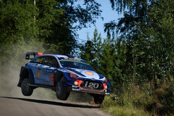 HYUNDAI MOTORSPORT CONFIRMS LINE-UP FOR RALLY AUSTRALIA SEASON FINALE