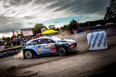 HYUNDAI MOTORSPORT TAKES SECOND IN WALES AFTER FIERCE BATTLE