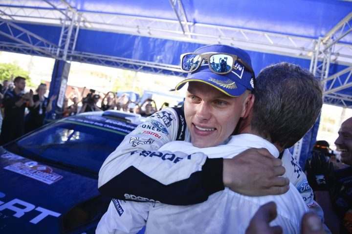 THANK-YOU OTT TÄNAK: FOREVER A PART OF THE M-SPORT FAMILY