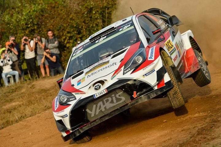 TOYOTA DRIVERS ALL SET FOR SPECIAL SPANISH CHALLENGE