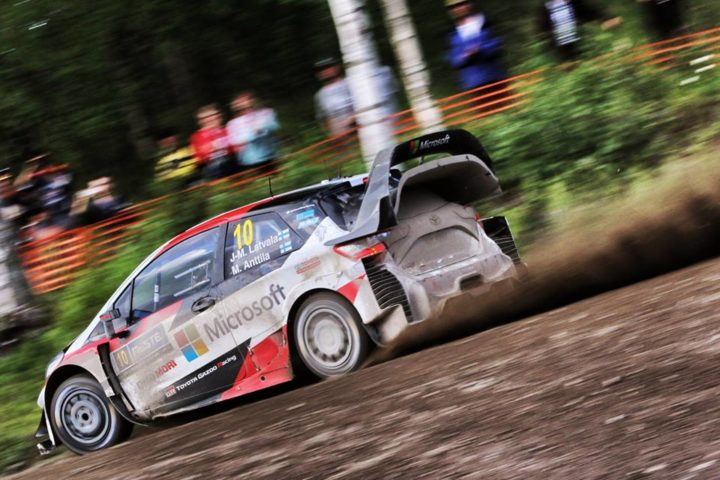 TOYOTA GAZOO RACING READY TO ATTACK THE WELSH FOREST