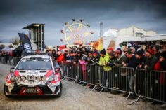 LATVALA AND THE YARIS WRC IN STRONG CONTENTION GOING INTO THE FINAL DAY