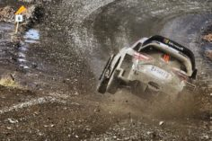 LATVALA LEADS TOYOTA EFFORT AFTER A TOUGH DAY IN WALES