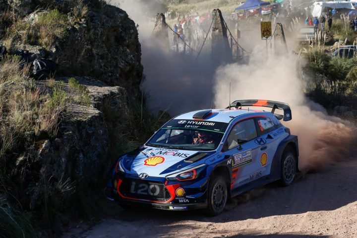 THIERRY NEUVILLE IS THE GREAT SURPRISE ON THE EVE OF RALLYLEGEND 2017