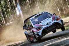 AUSTRALIA THE FINAL TEST FOR THE YARIS WRC IN ITS DEVELOPMENT SEASON