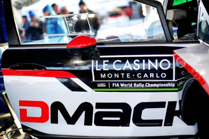 DMACK LAUNCHES NEW WORLD RALLY RANGE FOR 2018