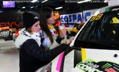 RACHELE & ALESSANDRA PROTAGONISTE ASSOLUTE AL MONZA RALLY SHOW