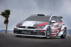 WORLD PREMIERE OF THE NEW POLO GTI R5