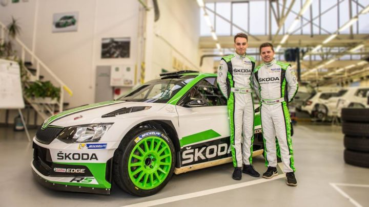 ŠKODA LOOKS BACK ON SUCCESSFUL MOTORSPORT YEAR WRC 2 CHAMPION AND 14 NATIONAL TITLES