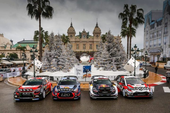 MICHELIN'S TYRES TAKE CHALLENGING RALLYE MONTE-CARLO