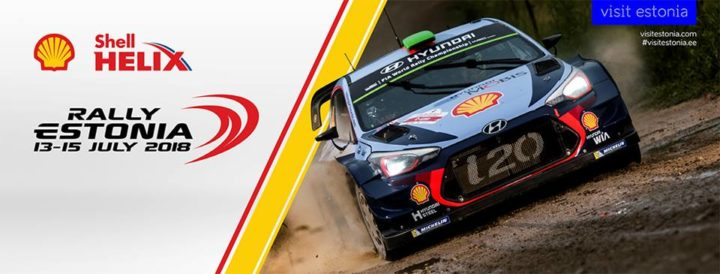 HYUNDAI MOTORSPORT TO START AT SHELL HELIX RALLY ESTONIA