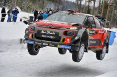 CRAIG BREEN AND MADS ØSTBERG WITHIN STRIKING DISTANCE!