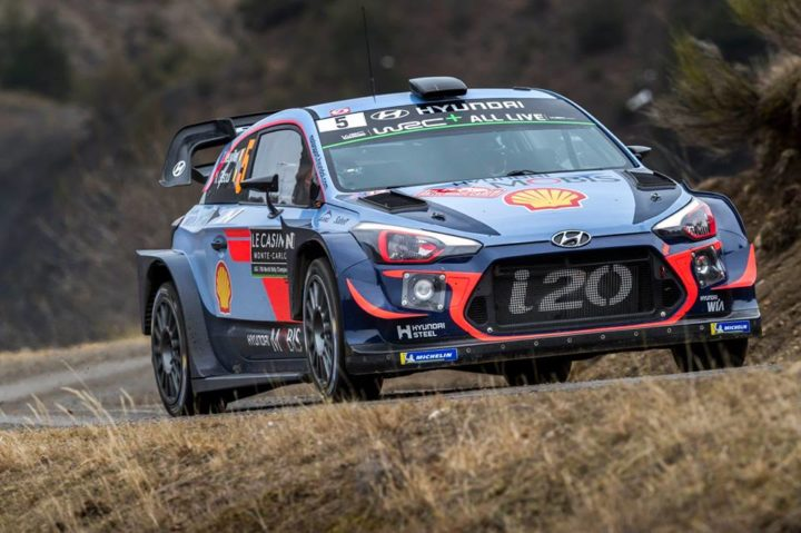 HYUNDAI MOTORSPORT TARGETS COMPETITIVE FIGHT-BACK AT RALLY SWEDEN