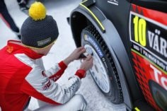 MICHELIN MOTORSPORT WRC TEAM TYRES: AN ICY ENCOUNTER FOR THE MICHELIN X-ICE NORTH 3 TYRES IN SWEDEN AND NORWAY