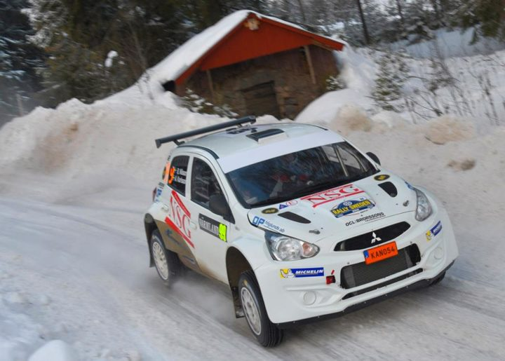 MISSION ACCOMPLISHED FOR SWEDISH MPART TEAM ON HOME WRC EVENT