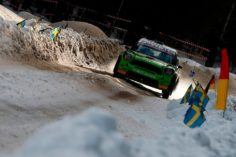 PIRELLI FACES THE CHALLENGE OF RALLY SWEDEN WITH SOTTOZERO ICE