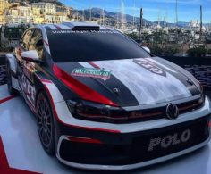 "GTI MEETS "" MONTE"" NEW RALLY POLO MAKES GUEST APPEARANCE IN MONACO"