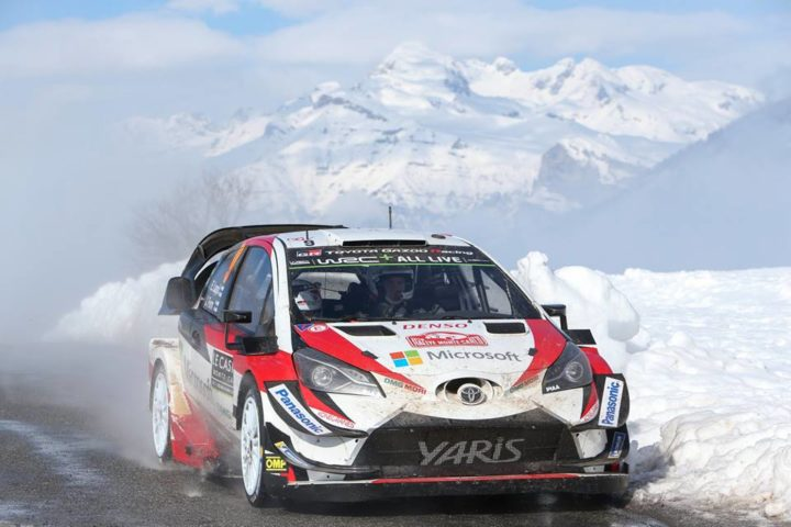 YARIS WRC DRIVERS READY TO STAR ON SWEDISH SNOW