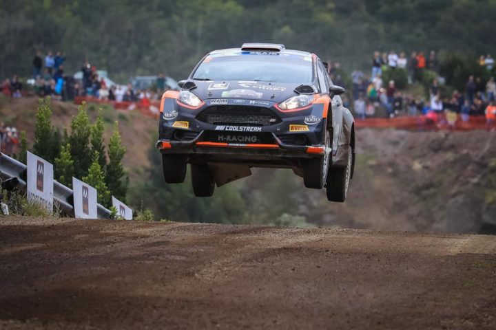 A WINNING START FOR PIRELLI  IN EUROPEAN AND ITALIAN RALLY CHAMPIONSHIPS