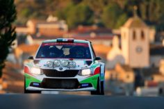 BENITO GUERRA WILL NOT BE TAKING PART IN THE 15TH RALLY GUANAJUATO MEXICO