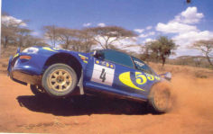 WRC SAFARI RALLY PROJECT HQ: JEAND TODT ARRIVES IN NAIROBI TO OPEN WRC SAFARI RALLY PROJECT HQ