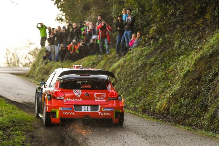 LOEB RACKS UP THE STAGE WINS AS MEEKE FORCED TO RETIRE