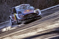 OGIER TAKES CONTROL AT TOUR DE CORSE