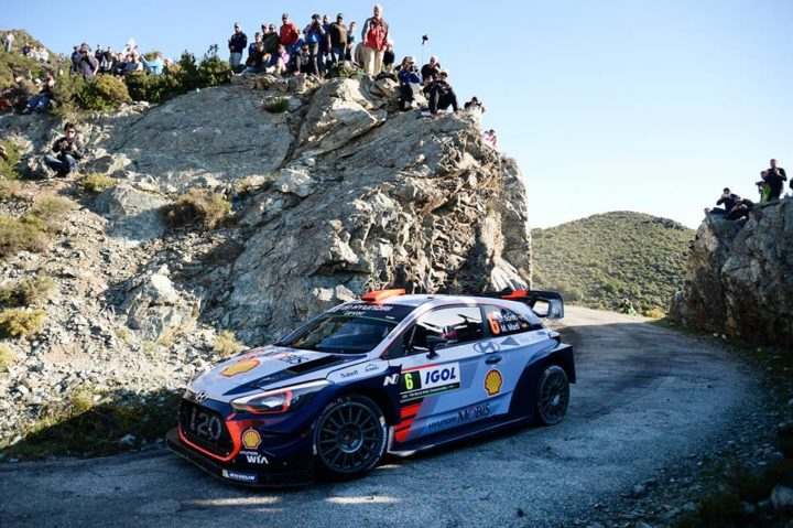 MICHELIN MOTORSPORT: PREVIEW CORSICA LINEA – RALLY – TOUR DE CORSE
